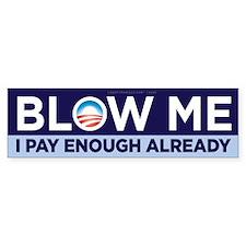 Blowbama Bumper Sticker (50 pk)
