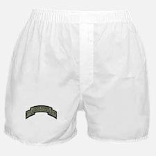 F Co. 51st Infantry Long Rang Boxer Shorts