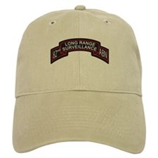82nd Airborne LRS Scroll, Clr Baseball Cap