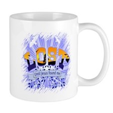 Lost Until Jesus Mug