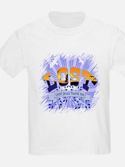Lost Until Jesus T-Shirt