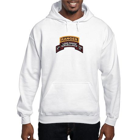H Co 121st INF LRS Scrolls - Hooded Sweatshirt