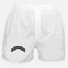 H Co. 121st Infantry Long Ran Boxer Shorts