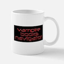 Vampire Books Navigator Mug