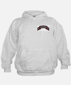 194th Infantry LRS Scroll, Cl Hoodie