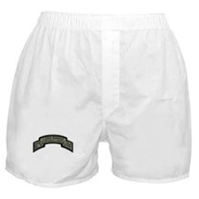 502nd Infantry Long Range Sur Boxer Shorts