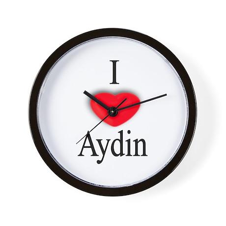 Aydin Wall Clock