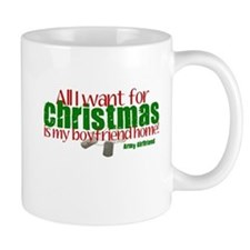 All I want Army Girlfriend Mug