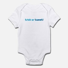Trick or Tweet Infant Bodysuit