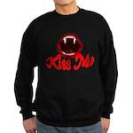 Kiss Me Sweatshirt (dark)