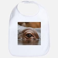 Hippo Eye Bib