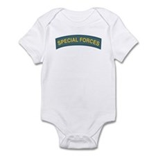 Special Forces Tab Infant Bodysuit