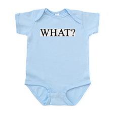 What? Infant Creeper