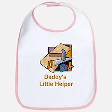 Daddy's Little Helper (Carpenter) Bib