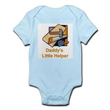 Daddy's Little Helper (Carpenter) Infant Creeper
