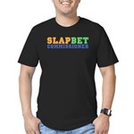 Slap Bet Commissioner Men's Fitted T-Shirt (dark)