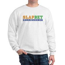 Slap Bet Commissioner Sweatshirt