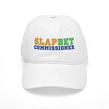 Slap Bet Commissioner Baseball Baseball Cap