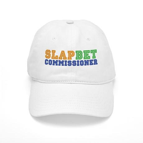 Slap Bet Commissioner Cap