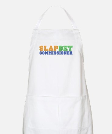 Slap Bet Commissioner BBQ Apron