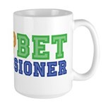 Slap Bet Commissioner Large Mug