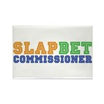 Slap Bet Commissioner Rectangle Magnet (10 pack)