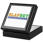 Slap Bet Commissioner Keepsake Box