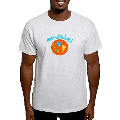 Microbiology Light T-Shirt
