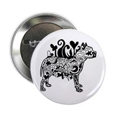 """Tattoo Pit 2.25"""" Button (10 pack)"""