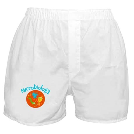Microbiology Boxer Shorts