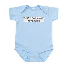 Trust Me: Appraiser Infant Creeper