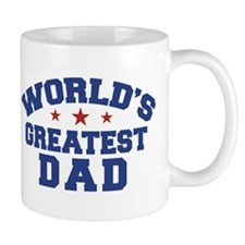 World's Greatest Dad Mug
