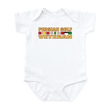 Persian Gulf Veteran Infant Bodysuit