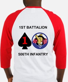 1-506th Infantry Baseball Jersey