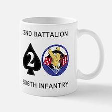 2-506th Infantry Battalion 11 Ounce Mug