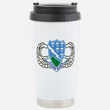 506th Infantry Regiment Travel Mug