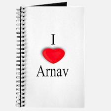 Arnav Journal