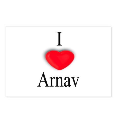 Arnav Postcards (Package of 8)