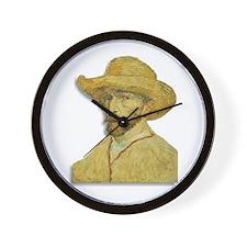 van Gogh, Solo Wall Clock