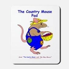 Country Mouse Mousepad