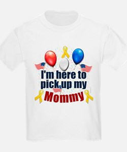 Pick up my Mommy T-Shirt