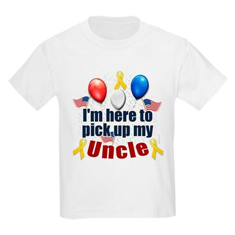 Pick up my Uncle Kids Light T-Shirt