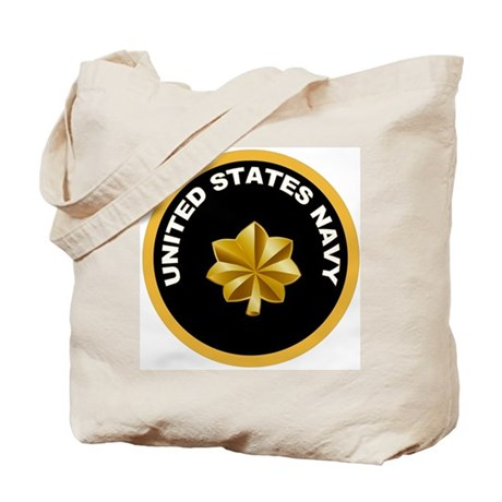 Lt. Commander Tote Bag