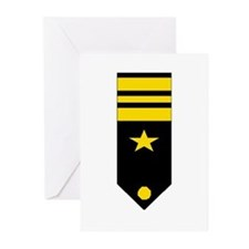 Lieutenant Greeting Cards (Pk of 10)