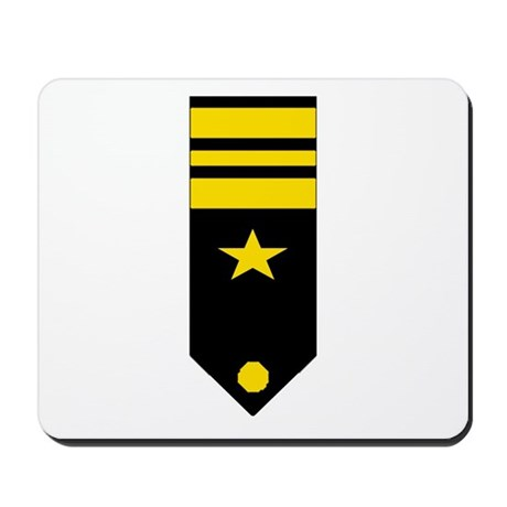 Lt. Commander Mousepad