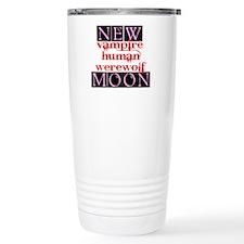 New Moon Twilight Vampire Travel Mug