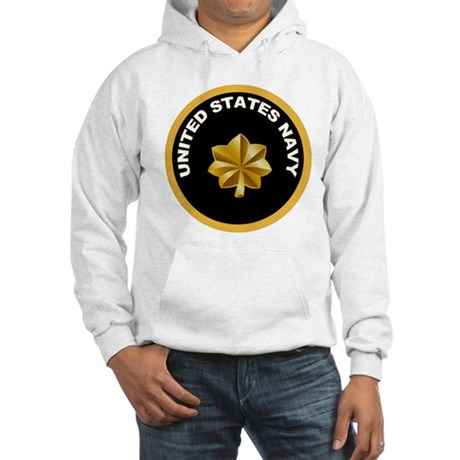 Lt. Commander Hooded Sweatshirt
