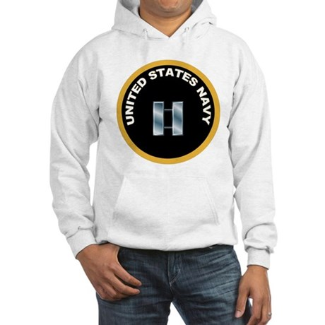 Lieutenant Hooded Sweatshirt