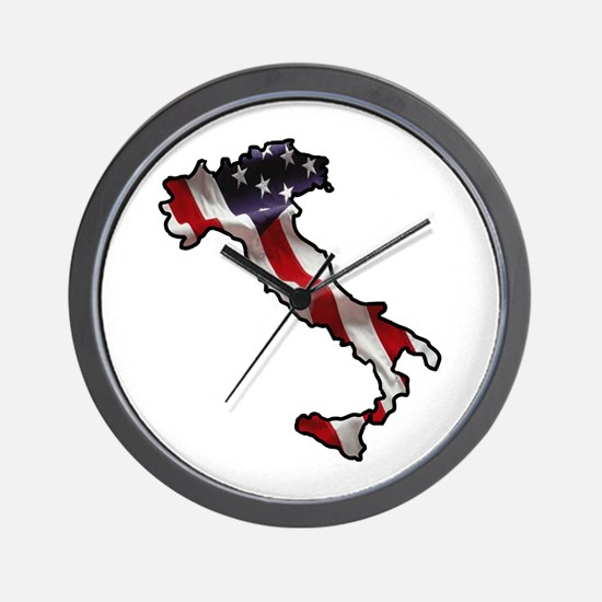 Italian American Wall Clock