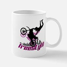 Freestyle Motorcycle Mug